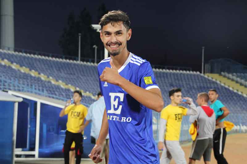 LIVE FC Universitatea - Flacăra Horezu