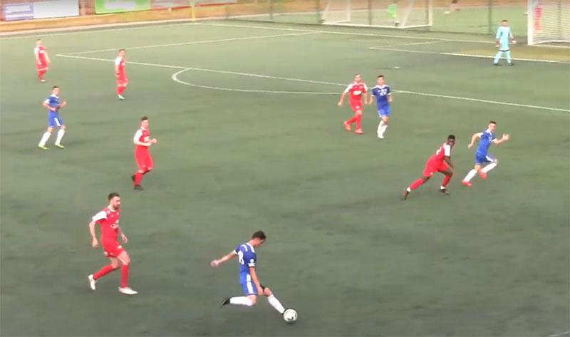 AMICAL  FCU -  SV Spittal 2-0 - Prima repriză - 22.07.2019