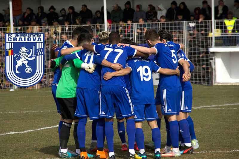 LIVE CSM Alexandria - FC Universitatea Craiova