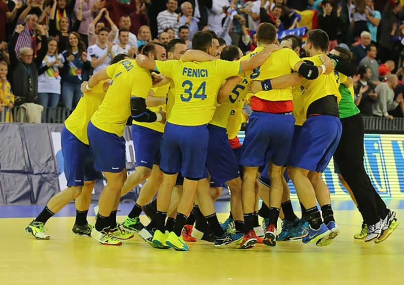 NATIONALA handbal romania baieti
