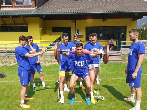 FCU - Cantonament Austria - 25-07-2019 - Antrenament