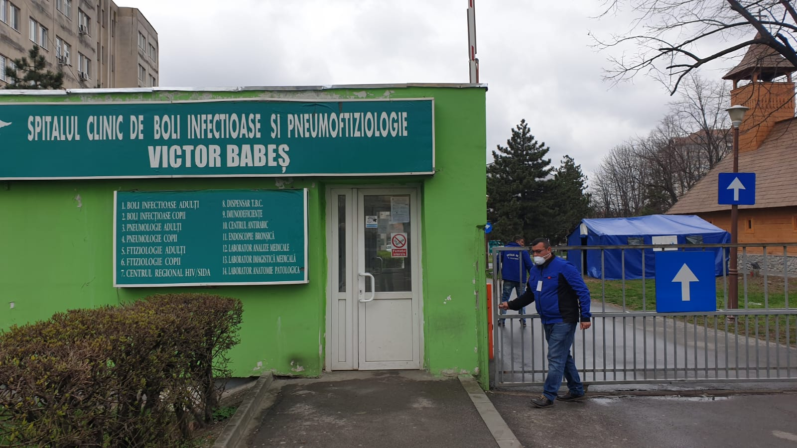 spital victor babes1